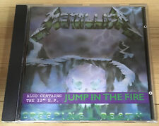 METALLICA - JUMP IN THE FIRE  - MUSIC FOR NATIONS - CD12KUT112