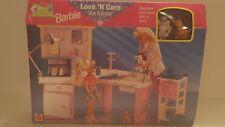 Pet Doctor Barbie  Love n Care Vet Center 1996