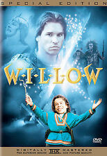 Willow, Very Good Disc, Whalley Warwick Davis, Billy Barty, Jean Marsh, Ron Howa