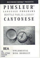 Cantonese Language Study; tons of Pdf textbooks, 100s of audio files, Iso links