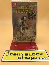 Giga Wrecker Alt. (Limited Run Games #033) - Nintendo Switch