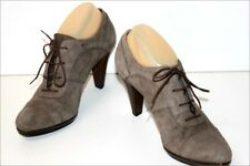 0de1c605ed2 JB MARTIN Court shoes Lace Suede Taupe Double Leather T 38 BE