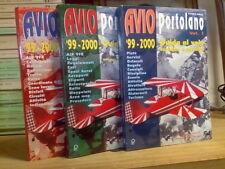Guido Medici - AVIO PORTOLANO ITALIA 1999 / 2000 - compl. 3 voll. (volo leggero)