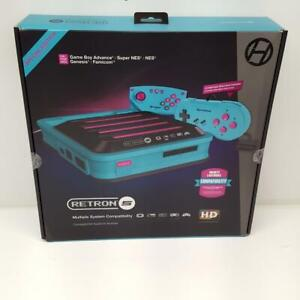 RetroN 5 Hyper Beach Special Edition Plays 10 systems - NTSC & PAL (T301)