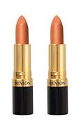 Revlon Super Lustrous Lipstick, Apricot Fantasy #120, 0.15 Ounce (Pack of 2)