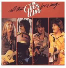 The Guess Who - All This for a Song [New CD] Canada - Import