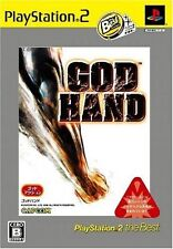 Used PS2 God Hand SONY PLAYSTATION JAPAN IMPORT