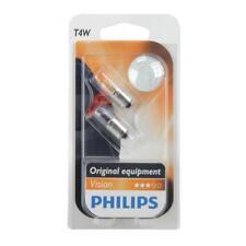 Philips Vision Standlichtlampe T4W 12Volt / 4Watt 2erP.  / Autobeleuch