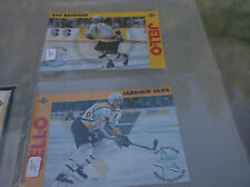 1995-96 Kraft Hockey Kraft JELL-O JELLO RAY BOURQUE