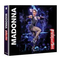 MADONNA Rebel Heart Tour CD + DVD Collectable set - Rare - UK Stock - NEW Live