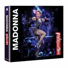 MADONNA Rebel Heart Tour CD + DVD Collectable set - Rare - UK Stock - NEW Live