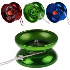 Yo-Yo Ball Bearing YoYo Professional Aluminum Metal Clutch String Trick YoYo