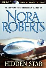 Nora ROBERTS / (Stars of Mithra Trilogy: Bk1) HIDDEN STAR   [ Audiobook ]