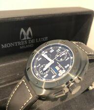 Montres De Luxe P48 Thunderbolt Limited Swiss Chronograph ETA Cal. 7750 Watch