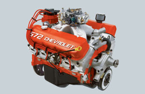 Chevrolet Performance 572/620 DELUXE 620 PS 9,4l Motor