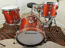 Ludwig Classic Maple Drum Kit - Mahogany Stain