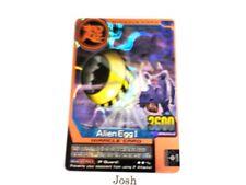 Animal Kaiser English Version Ver 6 Bronze Card (M072: Alien Egg I)