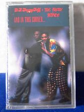 DJ Jazzy Jeff & the Fresh Prince And in This Corner... 1989 CASSETTE TAPE NEW!