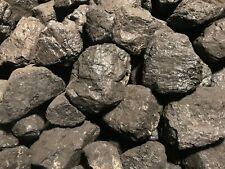 25lbs High BTU Bituminous Large lump Coal wood/coal stove blacksmith & Christmas