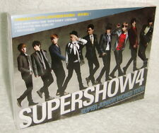 Super Junior World Tour Super Show 4 Taiwan 2-DVD (Traditional Chinese-Sub.)
