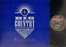 BIG COUNTRY The Crossing LP 1983 USA Lyrics-sleeve