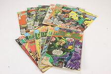 Large Lot of 14 DC Comic Books The Green Lantern 1970's-1980's