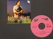 JOHN HIATT Cross My fingers CDSINGLE 2 track 1993