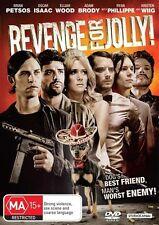Revenge for Jolly * NEW DVD * Ryan Phillippe Adam Brody Elijah Wood