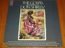 DON SHIRLEY - THE GOSPEL ACCORDING TO - JAZZ 1968 FACTORY SEALED LP ! ! ! !
