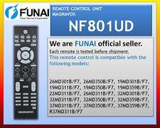 NEW MAGNAVOX REMOTE NF801UD 32MD311B/F7 32MD301B/F7 19MD311B/F7 26MD301B/F7
