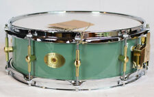 """Noble & Cooley Snare Classic 14"""" x 05"""" Ash Green Monster"""