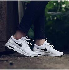 new style 3b404 e545b Nike Air Max Thea White Black 599409-103 Women s Running Shoes Size ...