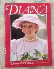 Princess Diana Diary Of A Princess Photo Booklet