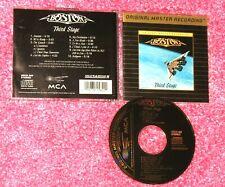 Boston-Third Etapa - 24k Oro CD - Móvil Fidelity Mfsl Remaster 3rd Omr Udcd