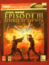 Star Wars Episode 3 : Revenge of the Sith by Michael Knight (2005 Pb) Poster Inc