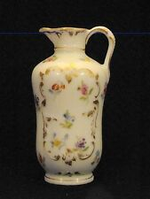 Richard Klemm Dresden Porcelain Pitcher Form Bud Vase 1891-1916