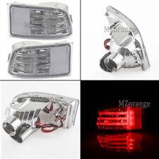 2X LED Rear Bumper Tail Brake Light For Toyota Land Cruiser Prado J120 2003-2009