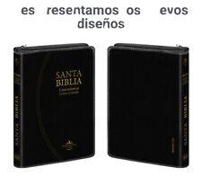 santa biblia reina valera 1960 español Con Concordancia. Letra Grande