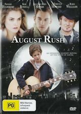 AUGUST RUSH - ROBIN WILLIAMS - NEW & SEALED REGION 4 DVD