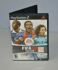 FIFA Soccer 08 (Sony PlayStation 2, 2007) PS2