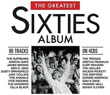 Various Artists - Greatest Sixties Album / Various [New CD] UK - Import