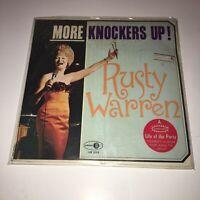 RUSTY WARREN - More Knockers Up! LP Vinyl Jubilee Records 2059