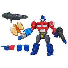 Transformers Hero Mashers Optimus Prime Figure