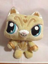"""10""""  Littlest Pet Shop Plush Kitty Cat 2008 LPS - Stuffed Animal Kitten"""