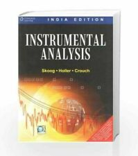 Instrumental Analysis (India Edition)