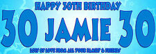 Birthday, Adult Party Banner