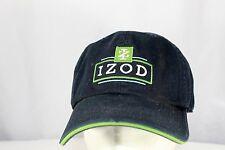 IZOD Black Golf Baseball Cap Adjustable c5c2d1753e8