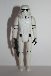 Vintage Star Wars Complete Stormtrooper Action Figure - 1977 - C9 - No COO