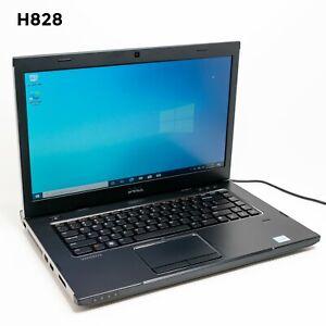 """DELL VOSTRO 3550 15.6"""" LAPTOP i5-2430M 6GB 500GB WIN 10 PRO WEB CAM H828"""