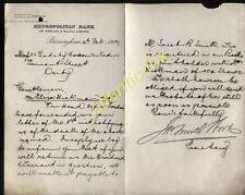 More details for 1907 birmingham, metropolitan bank ltd. to derby, eliz hickman decd.